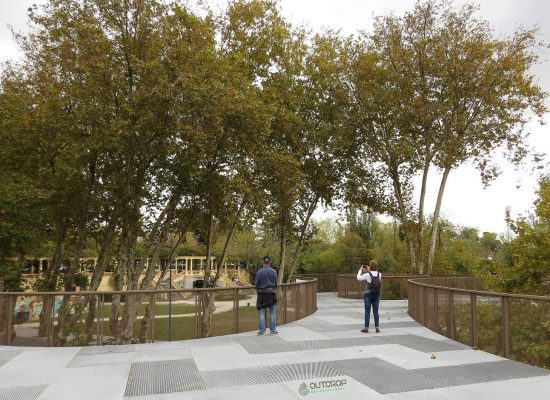 Parques da cidade de Aveiro