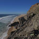 Geologia das arribas do Cabo Mondego
