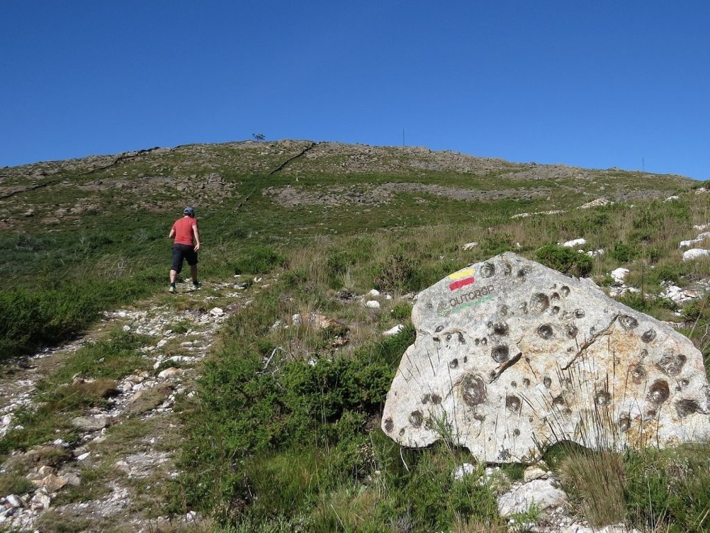 hiking Serra da Freita