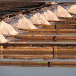 Traditional Salt Pans from Aveiro