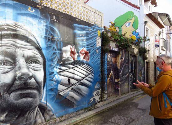 Geoturismo através da Arte Urbana em Aveiro