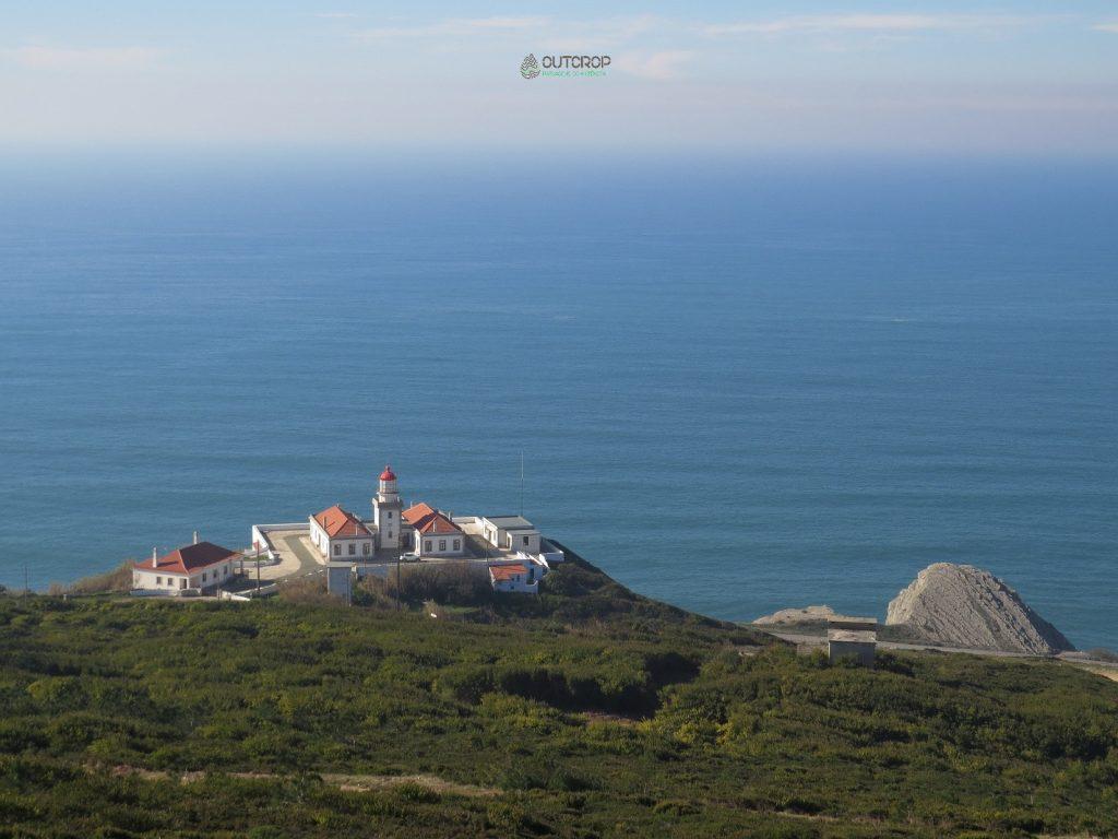 Farol e vistas do Cabo Mondego