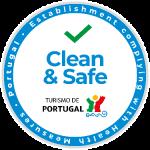Viagens Outcrop detentora do selo Clean & Safe