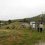 Descobrindo vestígios de povos ancestrais na Anta do Merujal