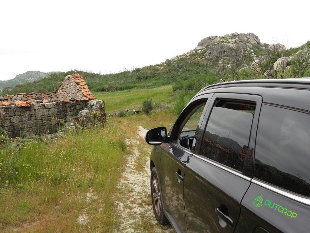 Pelos trilhos da Serra do Caramulo com a Outcrop Geoturismo