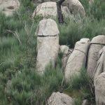Algumas das geoformas que podemos observar nos passeios da Outcrop Geoturismo