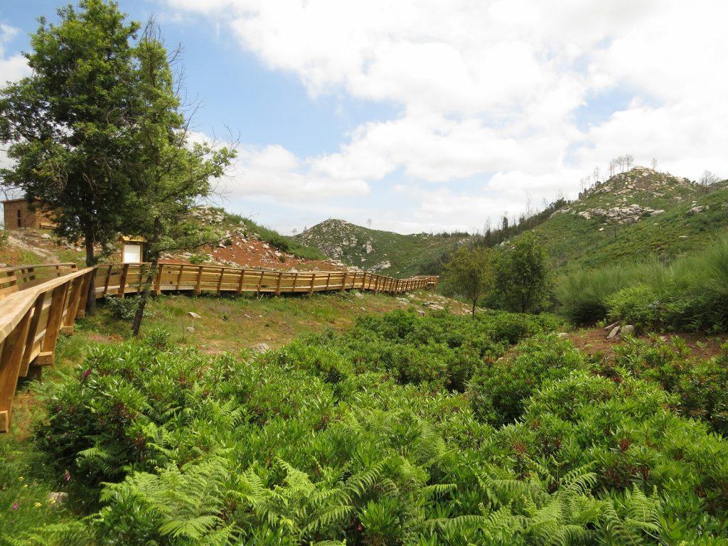 Caminhadas Outcrop pelos Passadiços dos Loendros de Cambarinho
