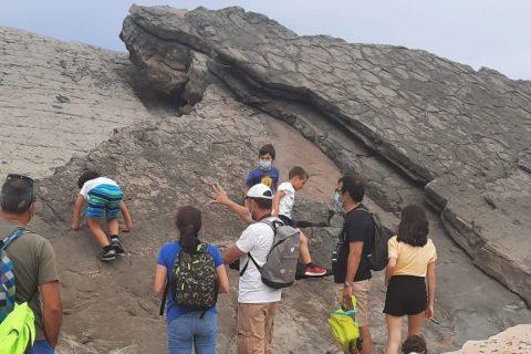 Geoturismo para todas as idades